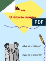 El discurso dialógico 2009