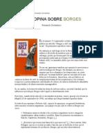 Arlt Opina Sobre Borges