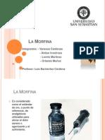 La Morfina - Presentación PowerPoint Oficial !