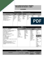 Glosario Ingles II AFBG Agosto 09