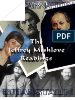 The Jeffrey Mishlove Readings