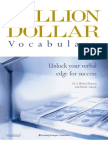 Million Dollar Vocabulary Manual