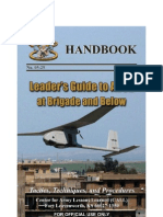 Small UAV Manual