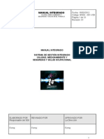 Plantilla Manual Integrado de Gestion