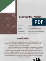 Estudio de Familia Comunitaria II