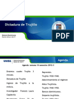 Dictadura de Trujillo