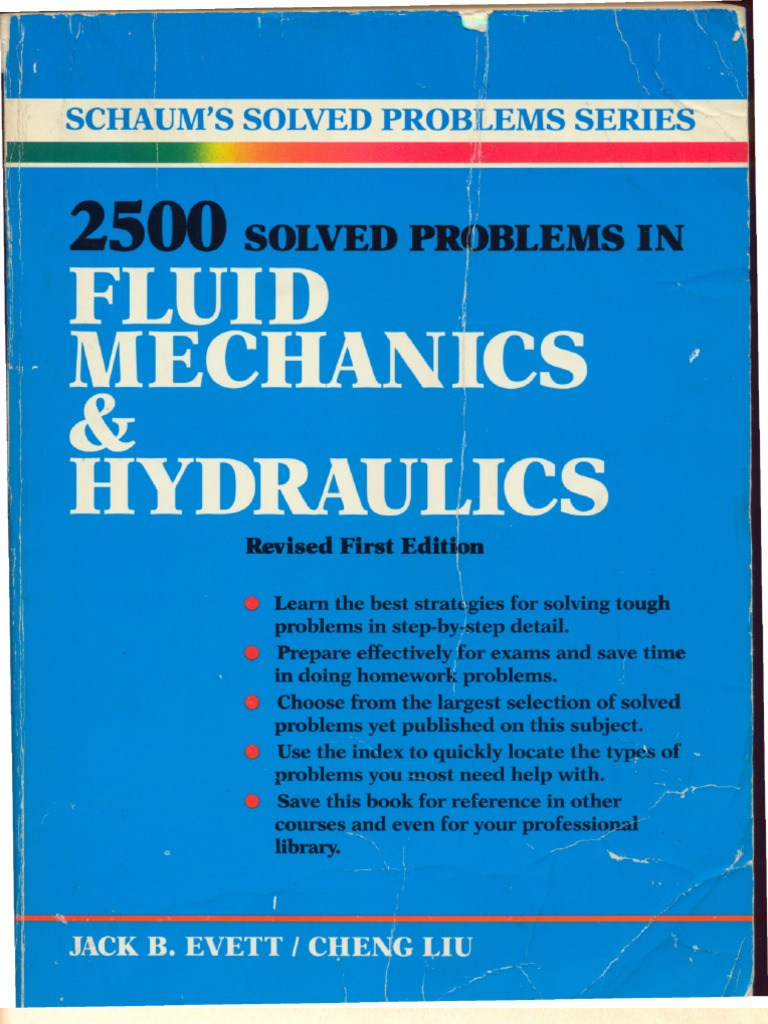 fluid mechanics and hydraulics by gillesania pdf free download