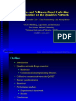 Hardware- and Software-Based Collective Communication on the Quadrics Network