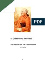 Barón d'Holbach - ElCristianismoDesvelado