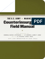 The U.S. ArmyMarine Corps Counterinsurgency Field Manual