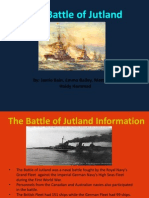 Battle of Jutland Presentation