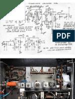 Transverter Valvulado Para PX-7MHz