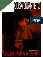 Paula Sousa Quarteto Afonso Presskit1