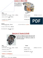 52414085 Ejercicios de Cilindrada y Relacion Compresion