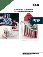 FAG- Equipos y Servicios de Montaje y Mantenimiento Para Rodamientos