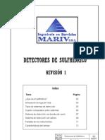Detectores de H2S Mariv