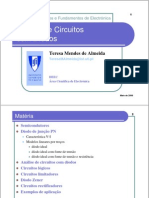 TCFE07082 9 Analise Circuitos Diodos