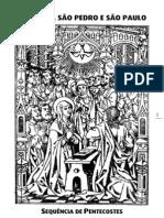 Sequência de Pentecostes - versao PT cister