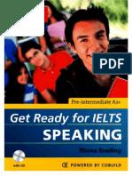 Get Ready for IELTS Speaking Pre-Intermediate A2+ (RED)