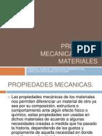 Propiedad Mecanica de Los Materiales