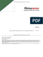 Rhino4 Level 1- 3D Model P
