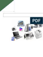 Se refiere a todas las partes tangibles de un sistema informático