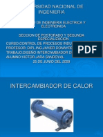 Intercambiador de Calor