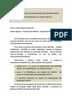 TRÊS DÉCADAS DE HOMICÍDIOS EM RIBEIRÃO PRETO