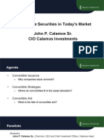 Convertible Securities Today_by John Calamos