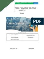Cambio Climatico Final
