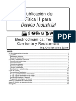 Electrodinamica Ley de Ohm