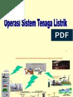 Operasi Sistem Tenaga Listrik