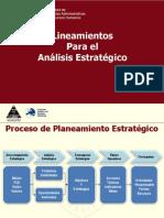 Lineamientos Para El Analisis Estrategico