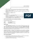 SAP FICO Resume - Exp - 3.5 Years