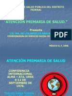 Atencion Primaria de Salud Angeles