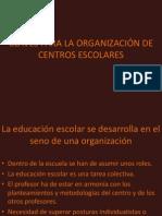 claves para la organizacion de centros escolares.pptx