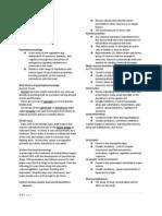 NCM105 13th Psychopharmacology