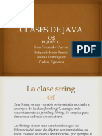 Clases Java Equipo 2