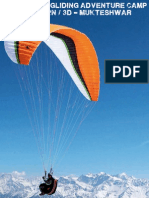 Paragliding Itinerary