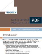 Safety Offshore of Mexico, s