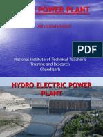 HYDRO Power Plant.ppt