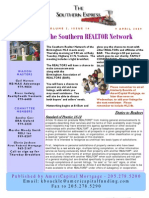 9 April 2009 Southern Realtor Caravan Newsletter