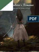 A Wanderer's Romance RPG