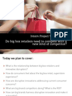 Intern Project 2013 - Do big box retailers need to compete with a new kind of competitor?