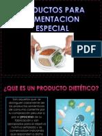 Alimentacion Especial Presentacion
