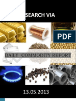 Commodity_report_daily 13 May 2013