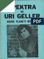 Kitap 13 Spektra Ve Uri Geller