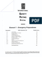 Element 7 Emergency Preparedness - Questions Marked