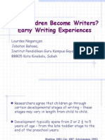 Writing With Young Children Revised for Parents