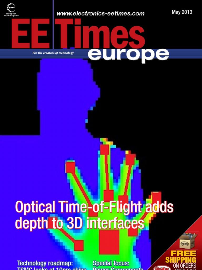 ee times electronics oled digital signal processor